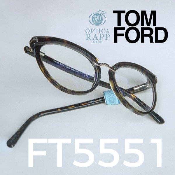 Optica-Rapp-La-Laguna-Tom-Ford-FT5551-01