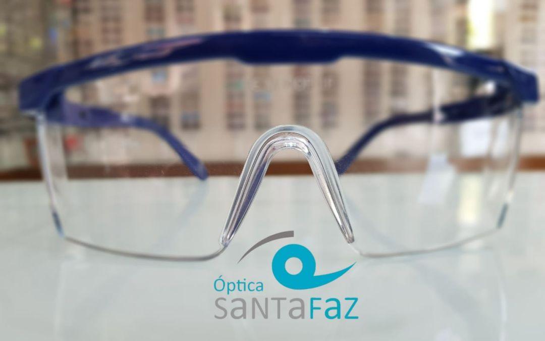 Gafas de Protección Homologadas Medop