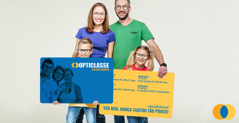 cartão família