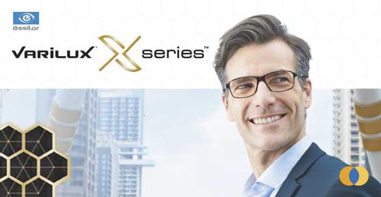 lentes progressivas Essilor Varilux X series