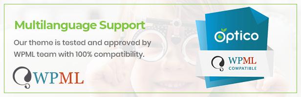 Optico Theme WPML Compatible