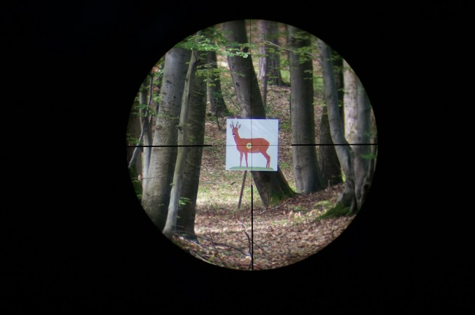Leica Magnus 1.5-10x42 reticle 4a subtensions at 10x