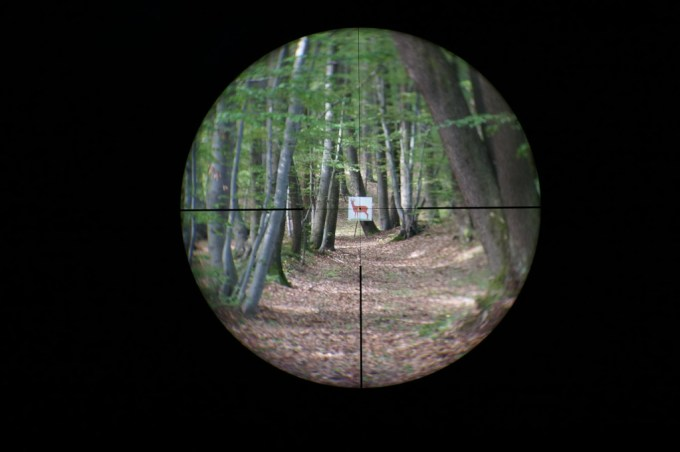 Leica Magnus 1.5-10x42 reticle 4a subtensions at 3x