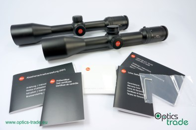 Leica ERi 3-12x50 Rifle Scope