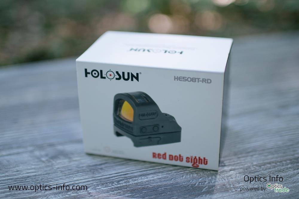 Holosun HS508T-RD