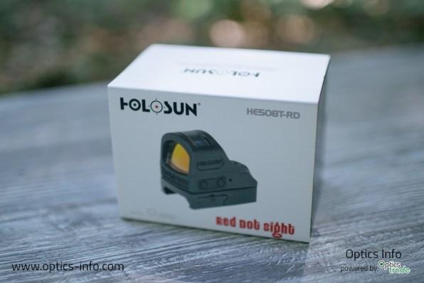 Holosun HE508T-RD