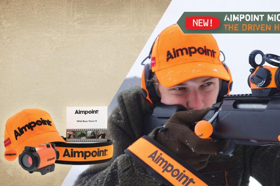 Aimpoint Micro H-2 Orange