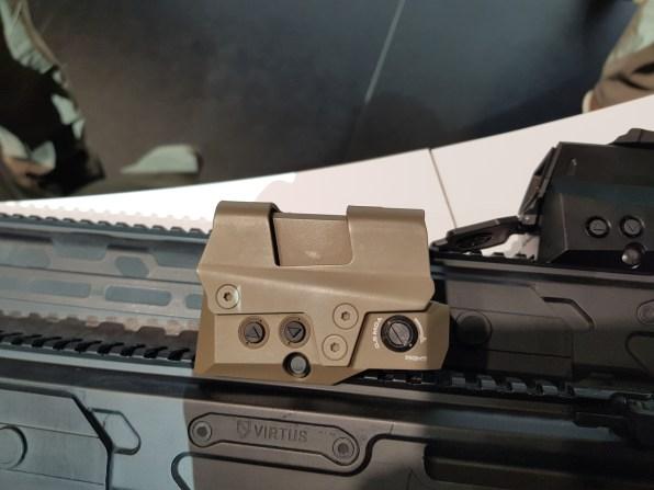 SigSauer Tango6T riflescope