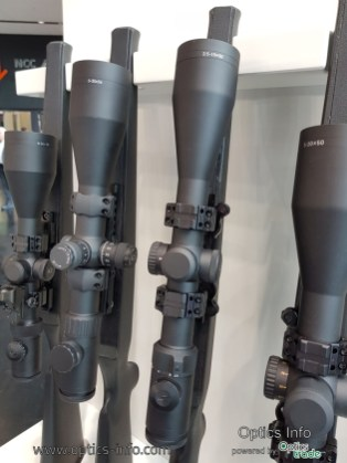 Noblex Vector riflescopes