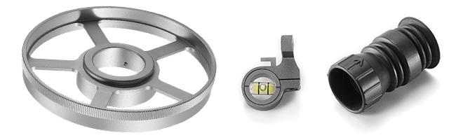 Schmidt & Bender 12.5-50x56 Field Target II accesories