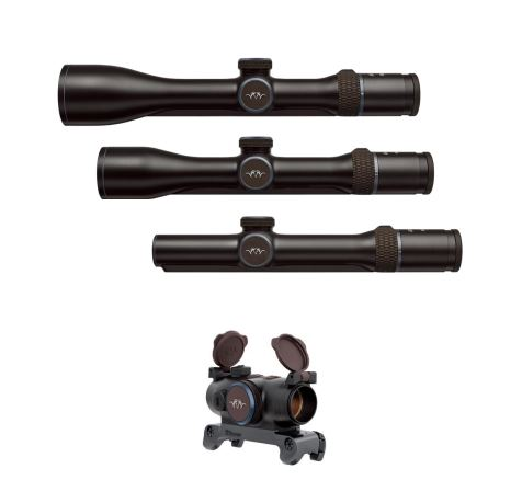 Infinity Riflescopes and the RD17 red dot