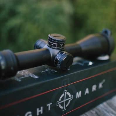 Sightmark Citadel 3-18x50 MR2