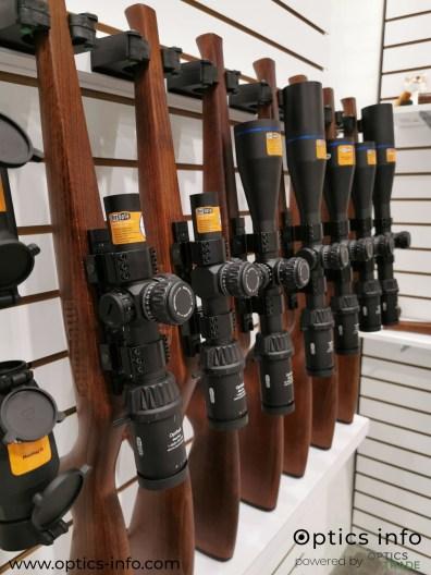 New at IWA 2020 - Meopta MeoPro Optika 5 riflescopes
