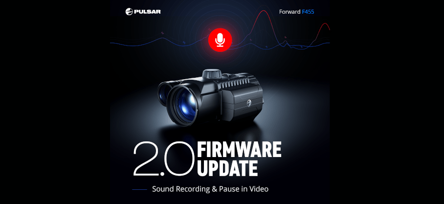 Pulsar Forward F455 2.0 update