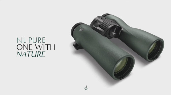Swarovski NL Pure Binoculars (source: swarovskioptik.com)