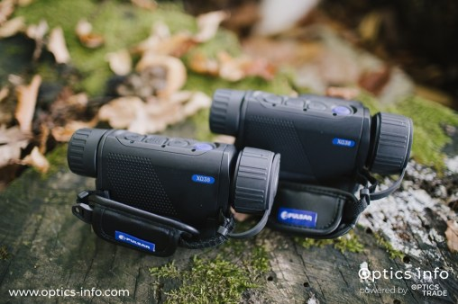 Pulsar Axion XQ38 and Axion XQ38 LRF