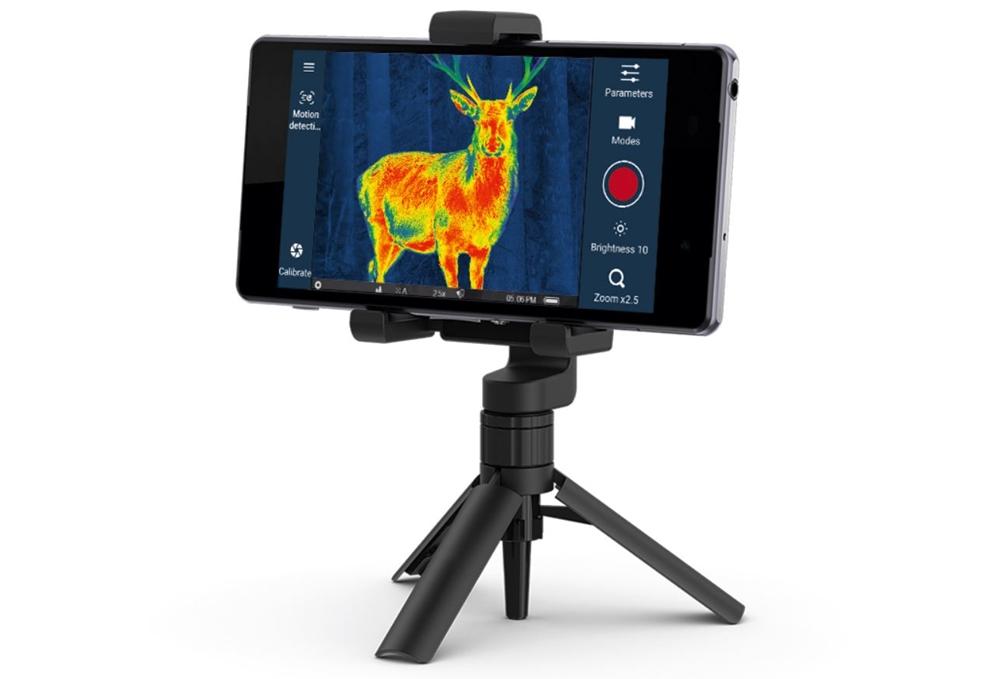 Pulsar Stream Vision 2 - Mobile viewfinder (source: Pulsar)