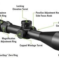 Vortex Razor LHT 4.5-22x50 FFP Riflescope - Scope Set Up (source: Vortex Optics)