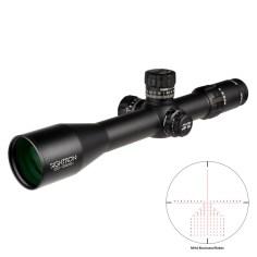 Sightron SVIII 5-40x56 ED Illuminated Riflescope (image source Sightron)