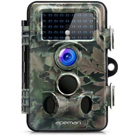 APEMAN Trail Camera 12MP Hunting Camera