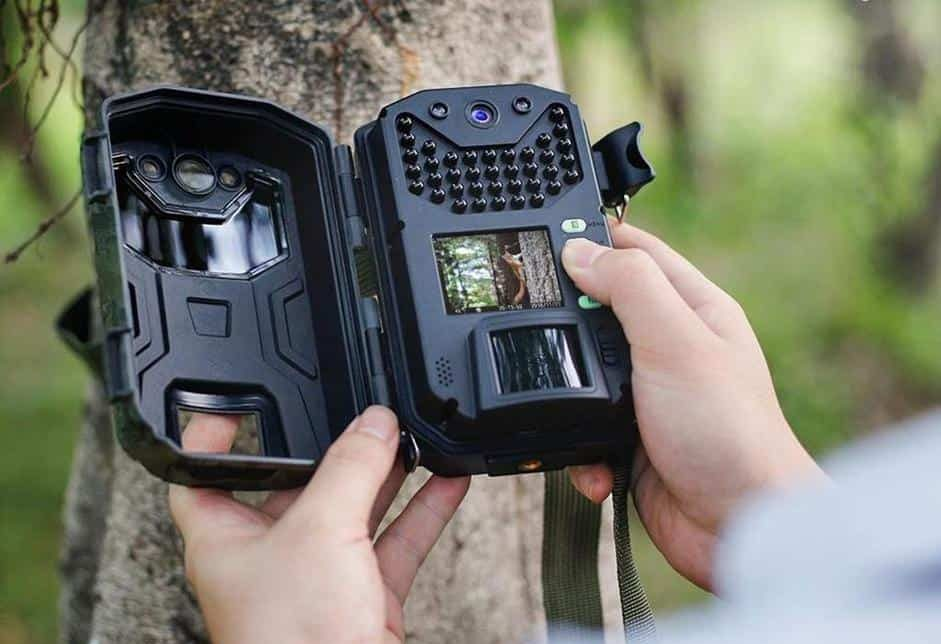Best Trail Cameras For Security 2020