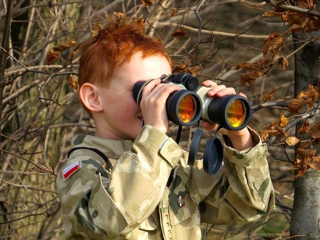 Binoculars For Wildlife