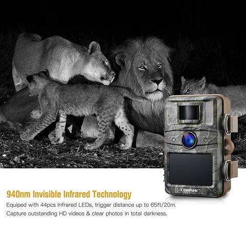No Glow Infrared Trail Camera Reviews
