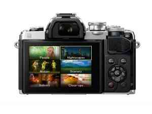 Olympus OM D E M10 Mark III Camera Body