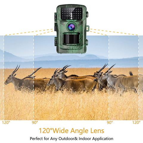TOGUARD Trail Camera 14MP 1080P Game Hunting Camera