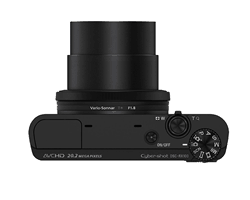 Sony RX100 20.2 MP Premium Compact Camera