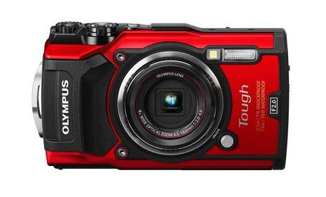 Olympus TG 5 Waterproof Camera