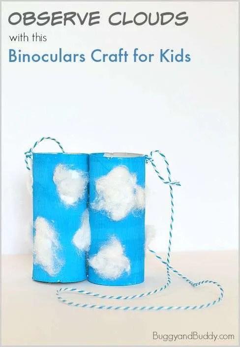 Cloud binoculars
