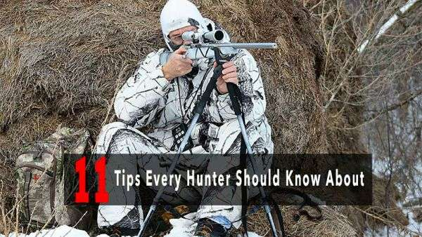 11 incredible hunting tips