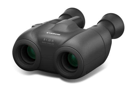 Canon IS 8x20 binoculars