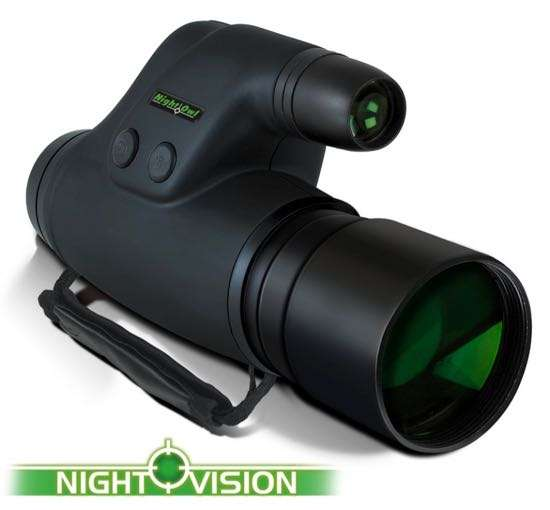 Night Owl Optics NOXM50 night vision monocular