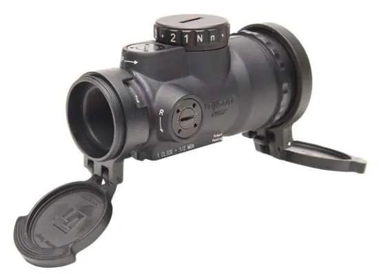 Trijicon MRO 1x25mm Patrol reflex style scope