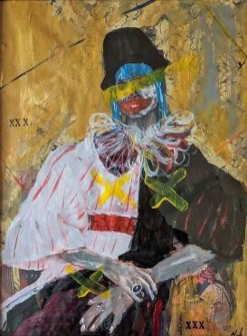 Sideshow Witch (sold)