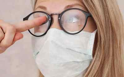 Kontaktlinsen und Coronavirus