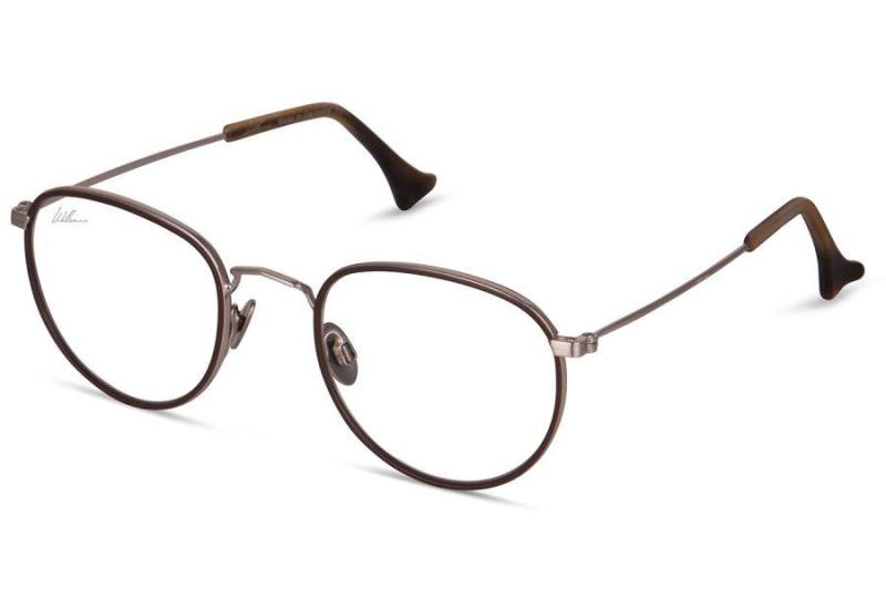 WILLEMS Falmouth N Rim RHODIUM MATT DARK BROWN 02 R11 Metall 34.1