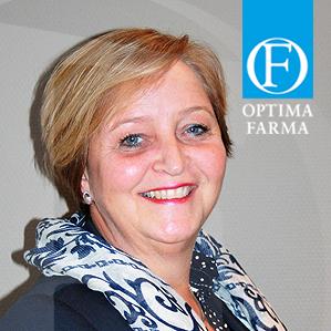 Trudy van Geffen, voorzitter Optima Farma beroepsvereniging voor de apothekersassistent, farmaceutisch consulent en farmakundige