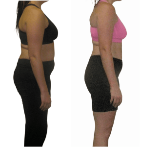 Sudbury Personal Training Before & After Photo