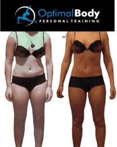 Personal Training Studio Before & After Sudbury Ontario
