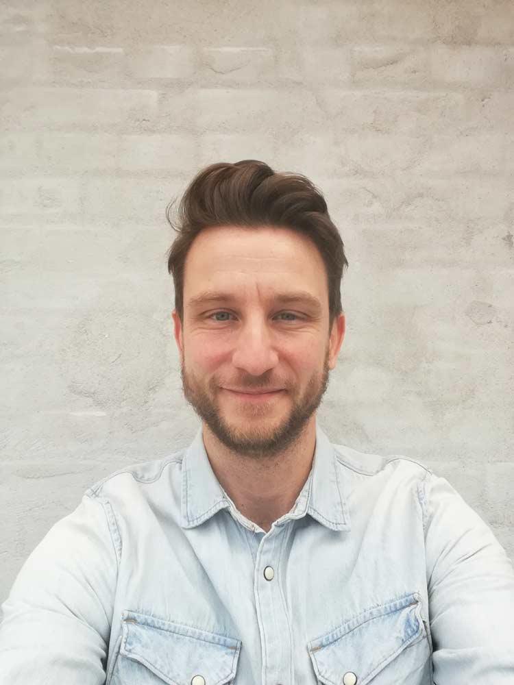 Jakob Ingvorsen fra web og seo bureauet Optimal Design