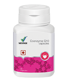 Q 10- 5 CARDIAC CARE HEALTHY FOOD SUPPLEMENTS BY VESTIGE