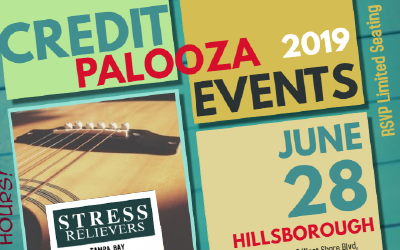 "Stress Relievers: ""Credit Palooza-Hillborough"" Event"