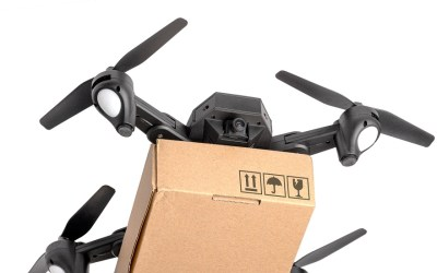 FAA ANNOUNCES RULE TO MAKE DRONE DELIVERY MORE SECURE