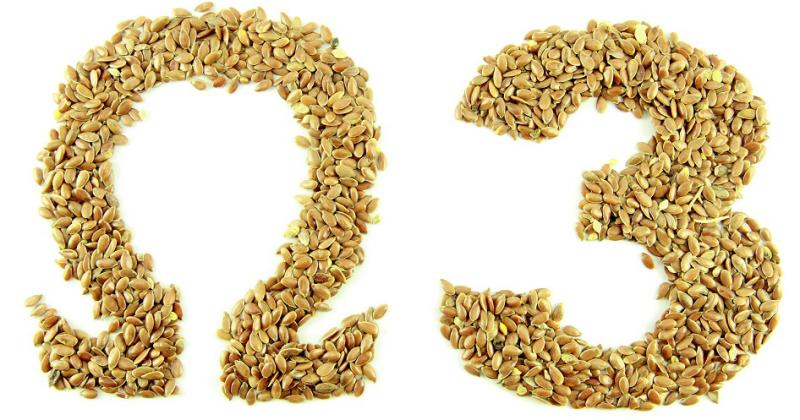 Omega-3 fettsyrer - rapsolje, nøtter