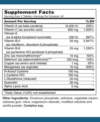 AntiOxidant Essentials