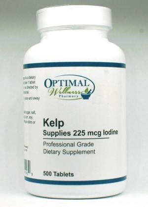Kelp (Supplies 225 mcg Iodine)