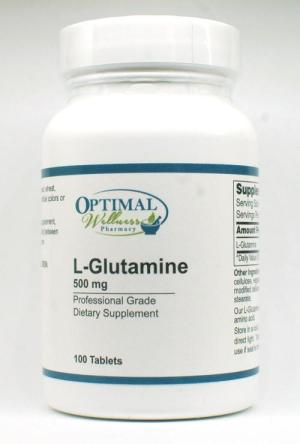 L-Glutamine (Gastro-Intestinal Support)